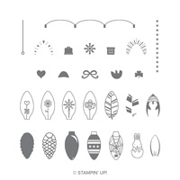 Making Every Day Bright Photopolymer Stamp Set