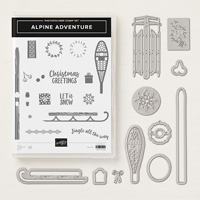 Alpine Adventure Photopolymer Bundle