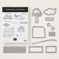 Farmhouse Christmas Photopolymer Bundle